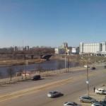 Вид на Тверской проспект